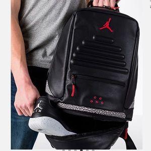 Nike Bags - NWT 🎒AIR JORDAN RETRO 3 MENS BACKPACK b723e47c1dafc